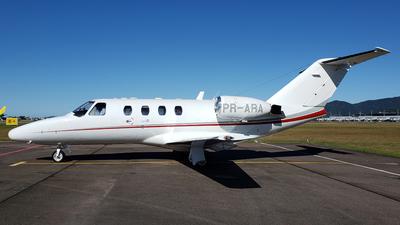 A picture of PRARA - Cessna 525 CitationJet CJ1 - [5250441] - © Bruno Orofino