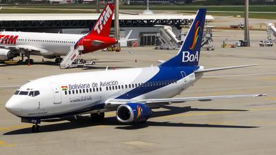 CP-2716 - Boeing 737-3Q8 - Boliviana de Aviación (BoA)