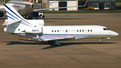 N607X - Dassault Falcon 7X - Private