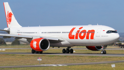 PK-LEJ - Airbus A330-941 - Lion Air