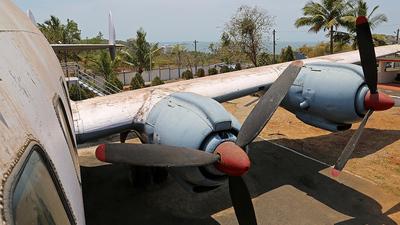 IN315 - Lockheed L-1049G Super Constallation - India - Navy