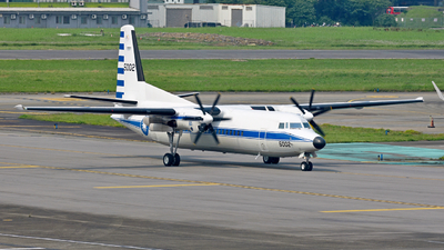 5002 - Fokker 50 - Taiwan - Air Force