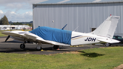 ZK-JDH - Piper PA-34-200T Seneca II - Private