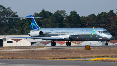N801WA - McDonnell Douglas MD-82 - World Atlantic Airlines