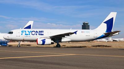ER-00003 - Airbus A320-233 - FlyOne