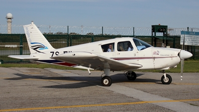 ZS-EIL - Piper PA-28-180 Cherokee C - Eagle Air Flight School