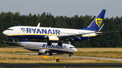 A picture of EIDPF - Boeing 7378AS - Ryanair - © C. v. Grinsven