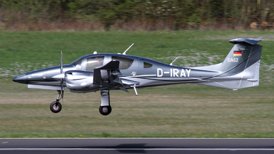 D-IRAY - Diamond Aircraft Diamond DA-62 - Private