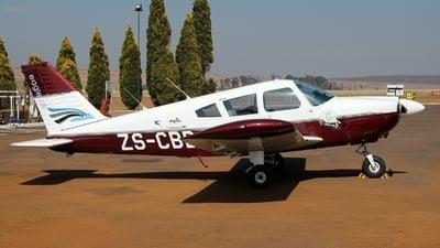 ZS-CBB - Piper PA-28-180 Cherokee E - Eagle Air Flight School