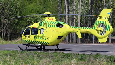 OH-HMX - Eurocopter EC 135P2+ - Skärgårdshavets Helikoptertjänst (SHT)