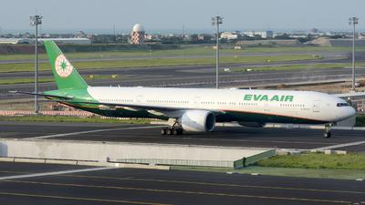 B-16710 - Boeing 777-35EER - Eva Air
