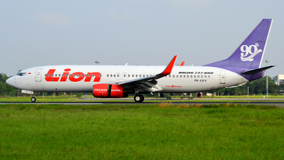 A picture of PKLKV - Boeing 7378GP - Lion Air - © Hagi Hidayah