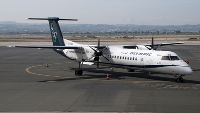 SX-OBG - Bombardier Dash 8-Q402 - Olympic Air