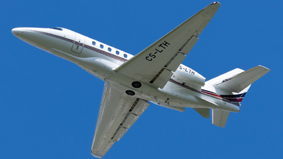 CS-LTH - Cessna Citation Latitude - NetJets Europe