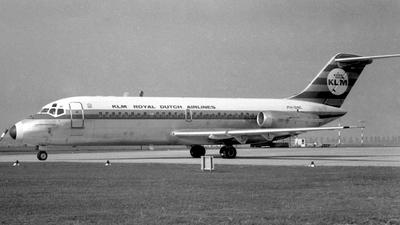 PH-DNC - McDonnell Douglas DC-9-15 - KLM Royal Dutch Airlines