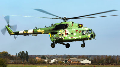 87 - Mil Mi-8MT Hip - Ukraine - Air Force