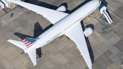 N1026G - Boeing 787-8 Dreamliner - Boeing Company