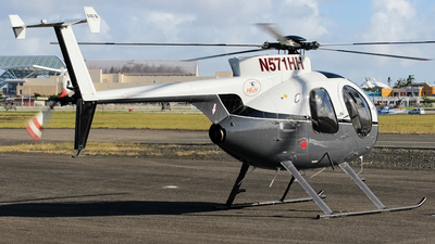 A picture of N571HH - MD Helicopters MD 500 - [470125D] - © Juan Carlos Aponte