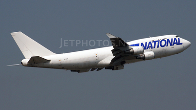 TF-NAC - Boeing 747-428(BCF) - National Airlines (Air Atlanta Icelandic)
