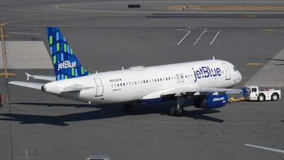 N562JB - Airbus A320-232 - jetBlue Airways