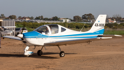 4X-HIK - Tecnam P2002 Sierra - Private