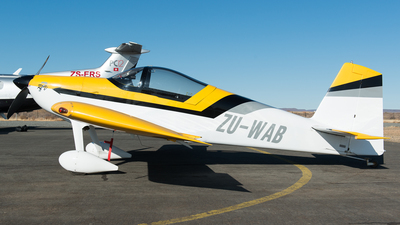 ZU-WAB - Vans RV-7 - Private