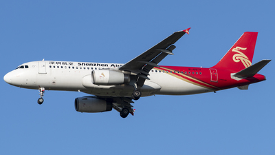 B-6571 - Airbus A320-232 - Shenzhen Airlines