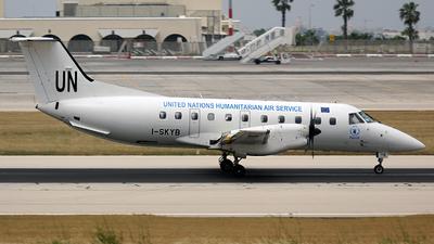 I-SKYB - Embraer EMB-120RT Brasília - United Nations (SkyBridge AirOps)