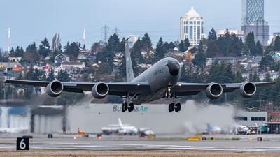 59-1521 - Boeing KC-135R Stratotanker - United States - US Air Force (USAF)
