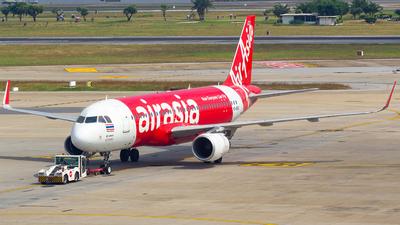 HS-BBQ - Airbus A320-216 - Thai AirAsia