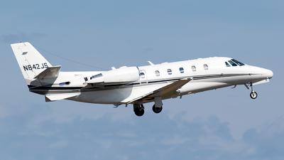 N842JS - Cessna 560XL Citation Excel - Private