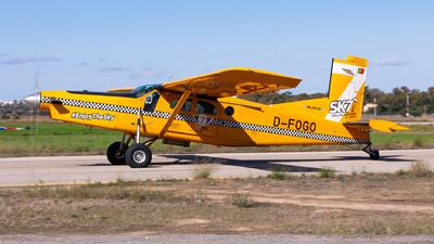 D-FOGO - Pilatus PC-6/B2-H4 Turbo Porter - Grupo 7 Air