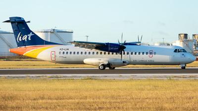 A picture of V2LIH - ATR 72600 - LIAT - © Che Stuart
