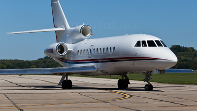 A picture of N440DM - Dassault Falcon 900EX - [104] - © steve