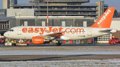 G-EZAK - Airbus A319-111 - easyJet