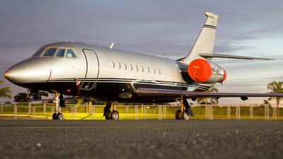 PP-AUL - Dassault Falcon 2000LX - Private