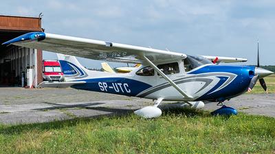 SP-UTC - Cessna 182T Skylane - Private