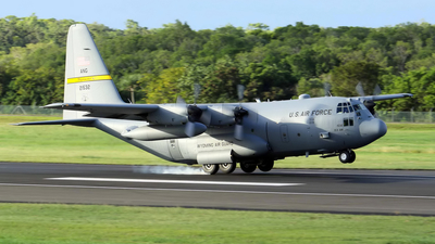92-1532 - Lockheed C-130H Hercules - United States - US Air Force (USAF)