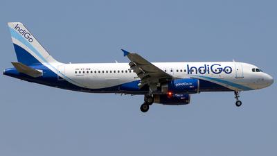 A picture of VTIGW - Airbus A320232 - [4506] - © Aneesh Bapaye