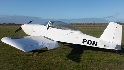 ZK-PDN - Vans RV-8 - Private