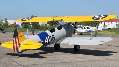 N9051N - Boeing N2S-3 Stearman - Private