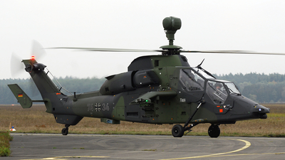 74-34 - Eurocopter EC 665 Tiger UHT - Germany - Army