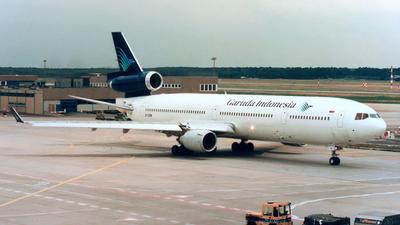 EI-CDK - McDonnell Douglas MD-11 - Garuda Indonesia