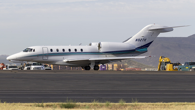 N92TH - Cessna 750 Citation X - Delta Private Jets