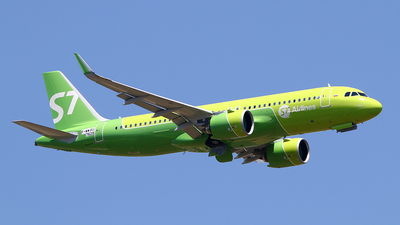 F-WWBG - Airbus A320-271N - S7 Airlines