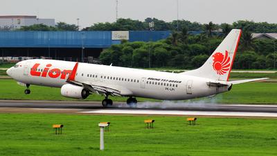 PK-LPI - Boeing 737-9GPER - Lion Air