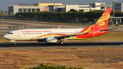 B-1103 - Boeing 737-84P - Hainan Airlines