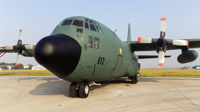 3613 - Lockheed C-130E Hercules - Mexico - Air Force