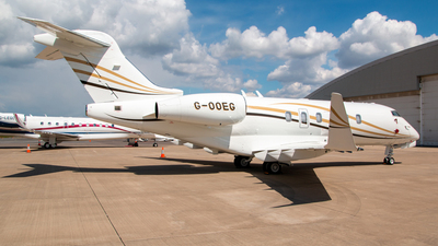 G-OOEG - Bombardier BD-100-1A10 Challenger 350 - Private
