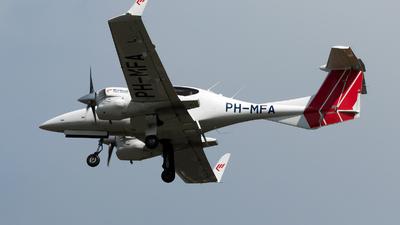 PH-MFA - Diamond DA-42 NG Twin Star - Martinair Flight Academy